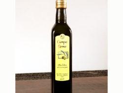 Olivenöl 50cl fruchtig in grüner Maraskaflasche