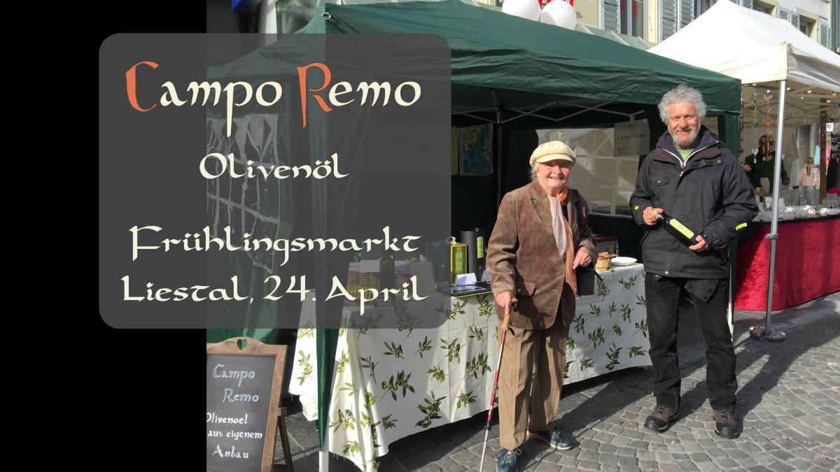 Liestal Frühlingsmarkt 24-April-2019